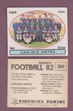 Carlisle United Team